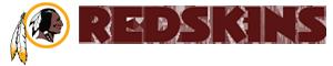 los pieles rojas de washington  Logotipo de caso práctico