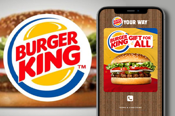 Digitale fast-food coupons