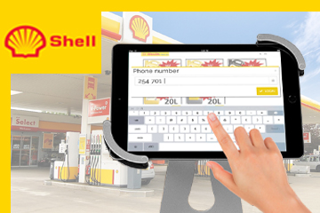 Shell Motor Oils Kenya use case