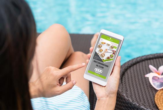 hotel coupon marketing use case image