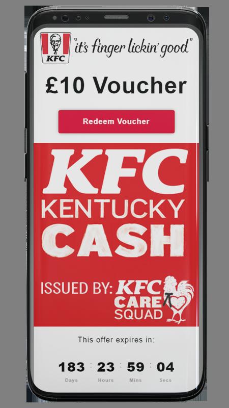 Customer care vouchers use case image