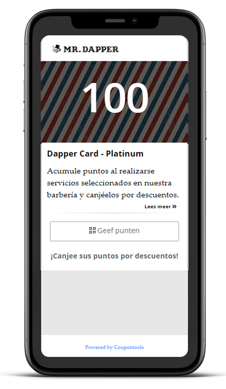 digital loyalty program use case image