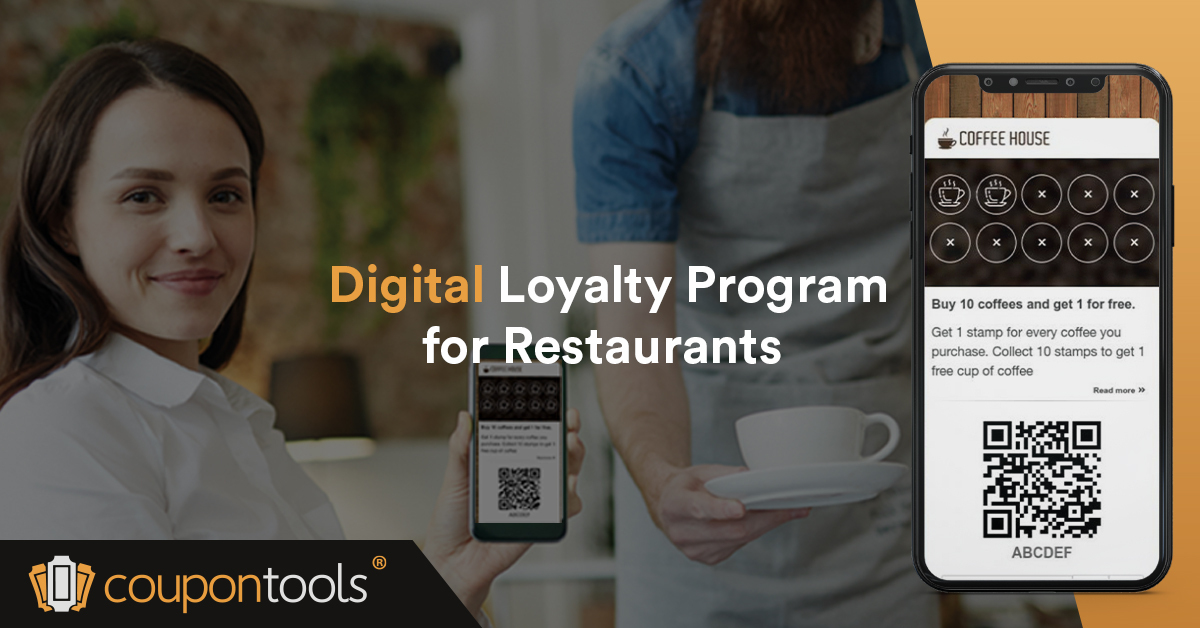 How to kickstart a digital customer loyalty app for restaurants.