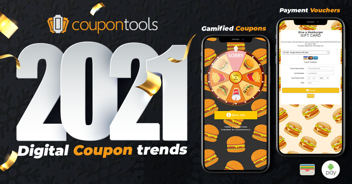 Digital Coupon marketing trends in 2021