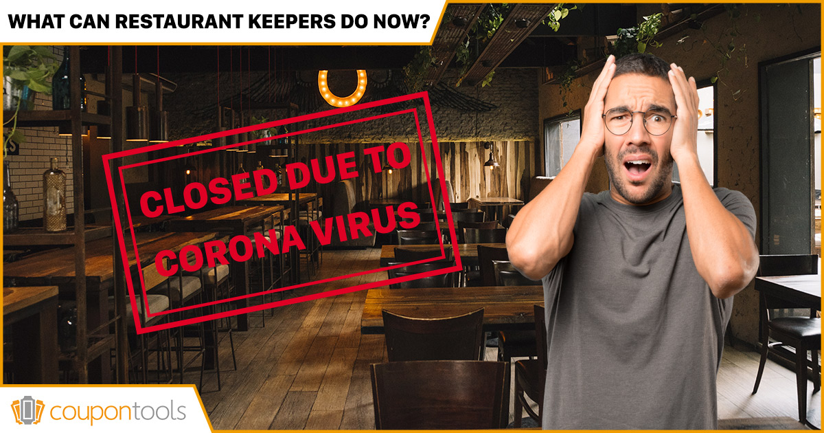 Tips for restaurants to boost turnover during and after the corona lock-down