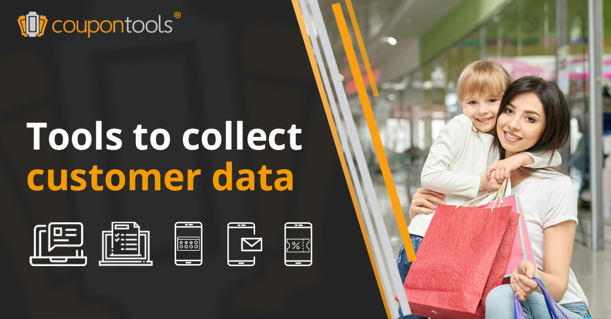 5 digital tools to collect customer data