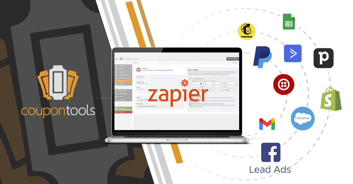 Coupontools & Zapier: Automation for digital marketing campaigns made easy!