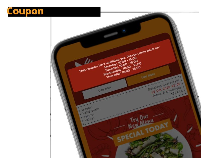 Digital Restaurant Marketing Software by Coupontools