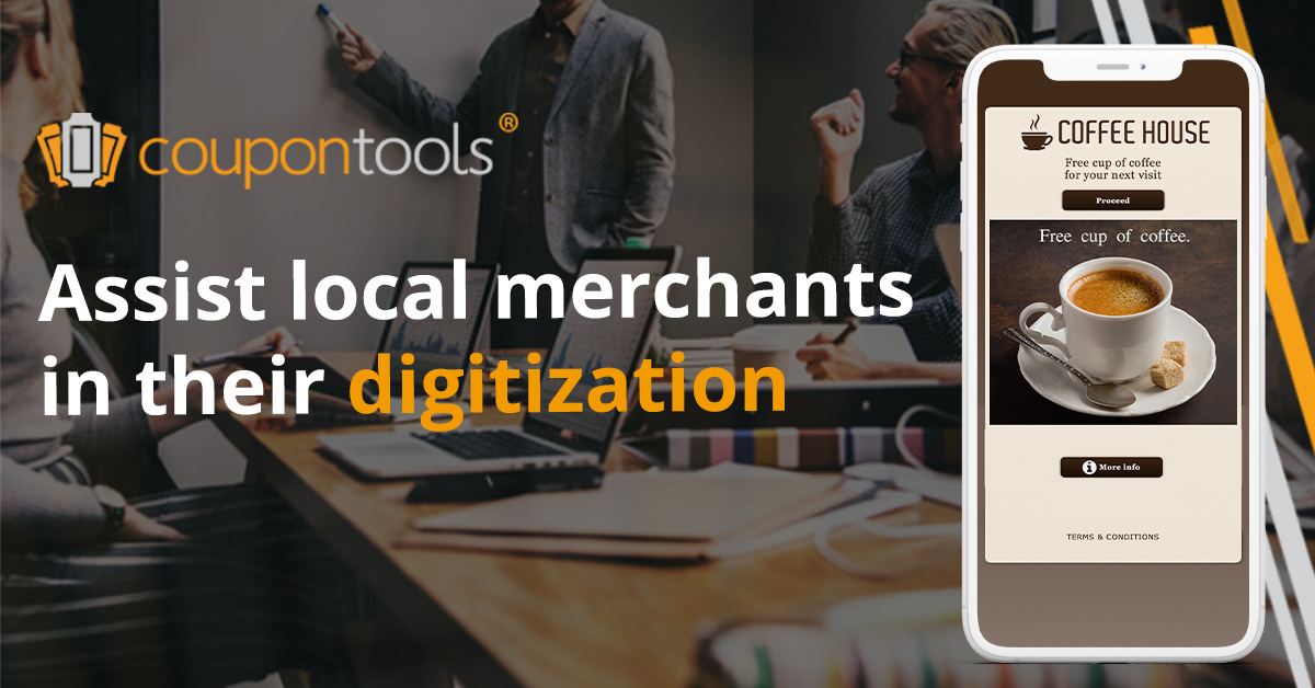 How a Chamber of Commerce can help local merchants with Digital Coupon solutions after the lockdown
