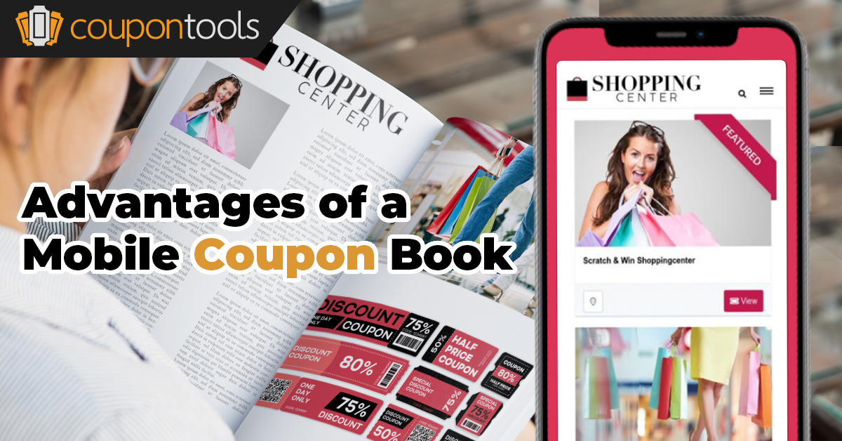 What a Mobile Coupon Book is relevant for