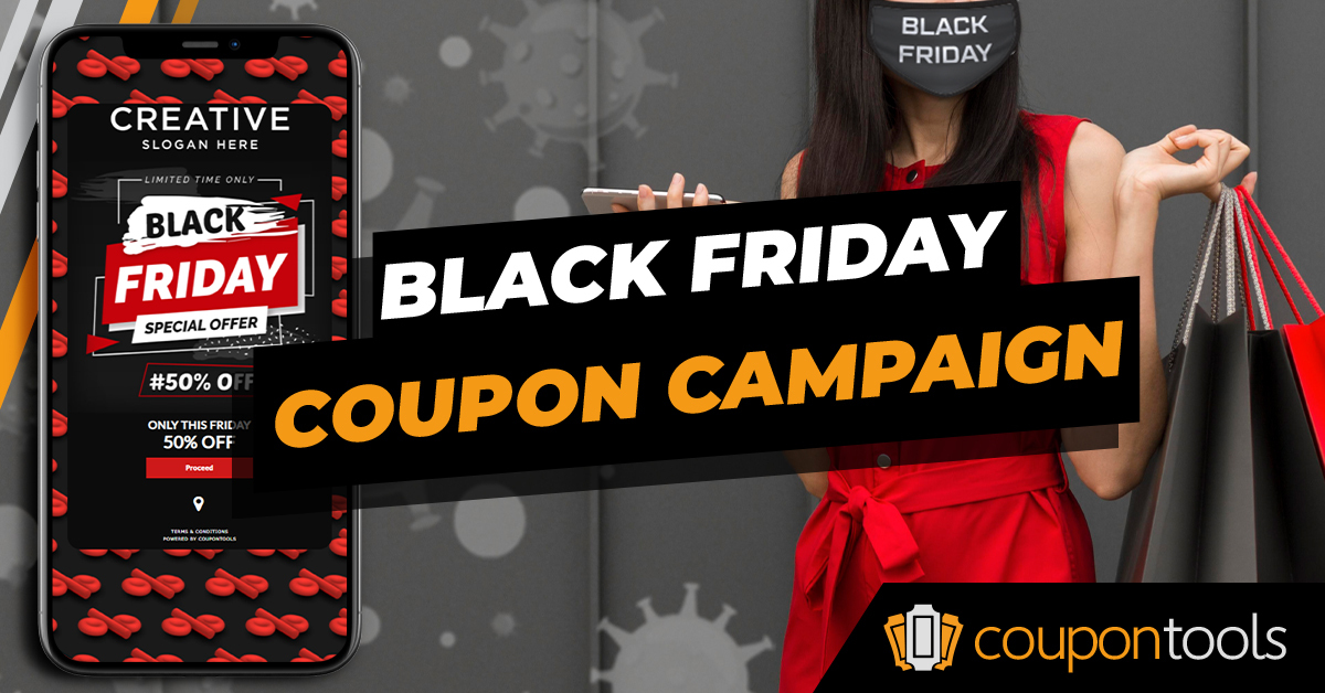 How to set up an effective Black Friday digital coupon marketing campaign