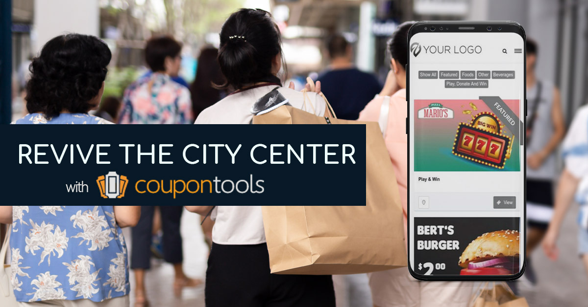 Revive your city tourism with digital coupons
