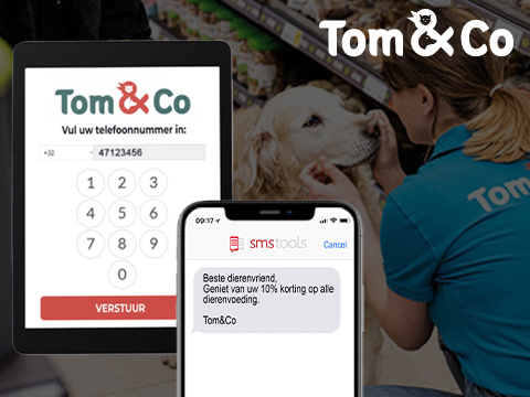 SMS opt-ins in-store
